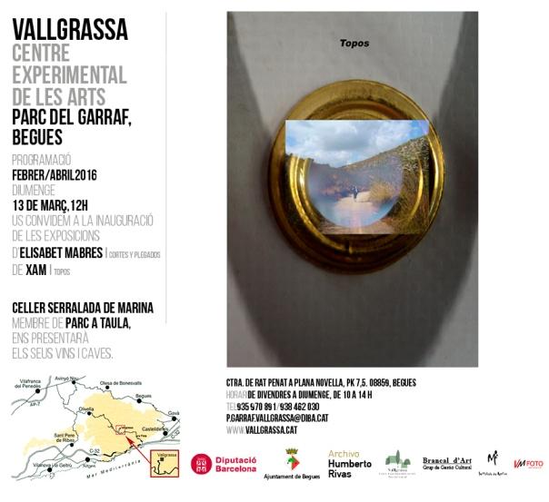 invitació Vallgrassa_Elisabet Mabres i Xam